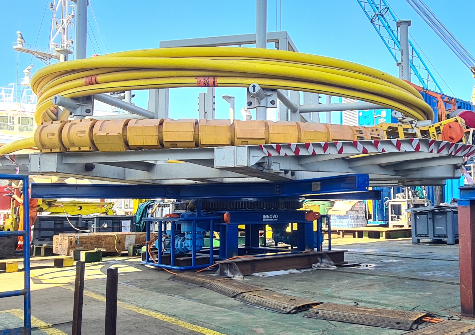 How Innovo's modular engineering delivered a fast, bespoke solution for Saipem offshore Egypt
