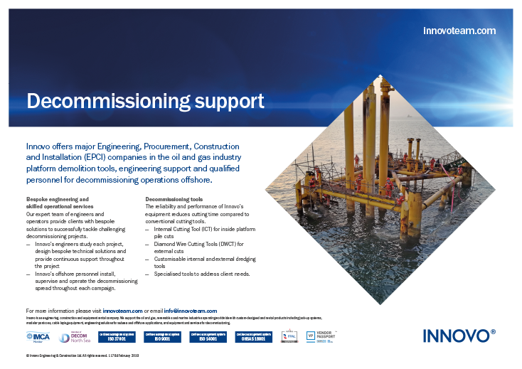 Decommissioning Support