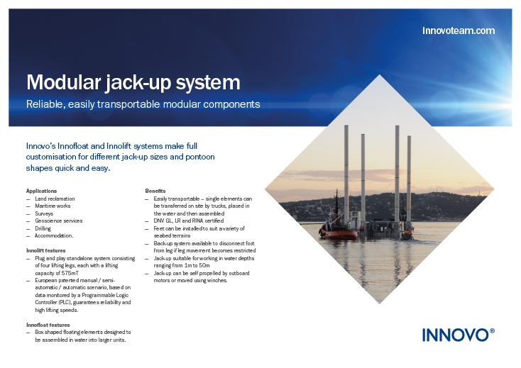 Modular Jack-up System