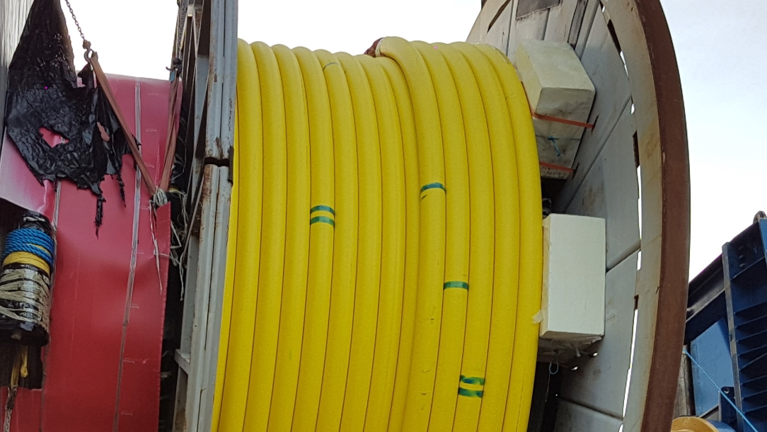 Cable Laying Equipment