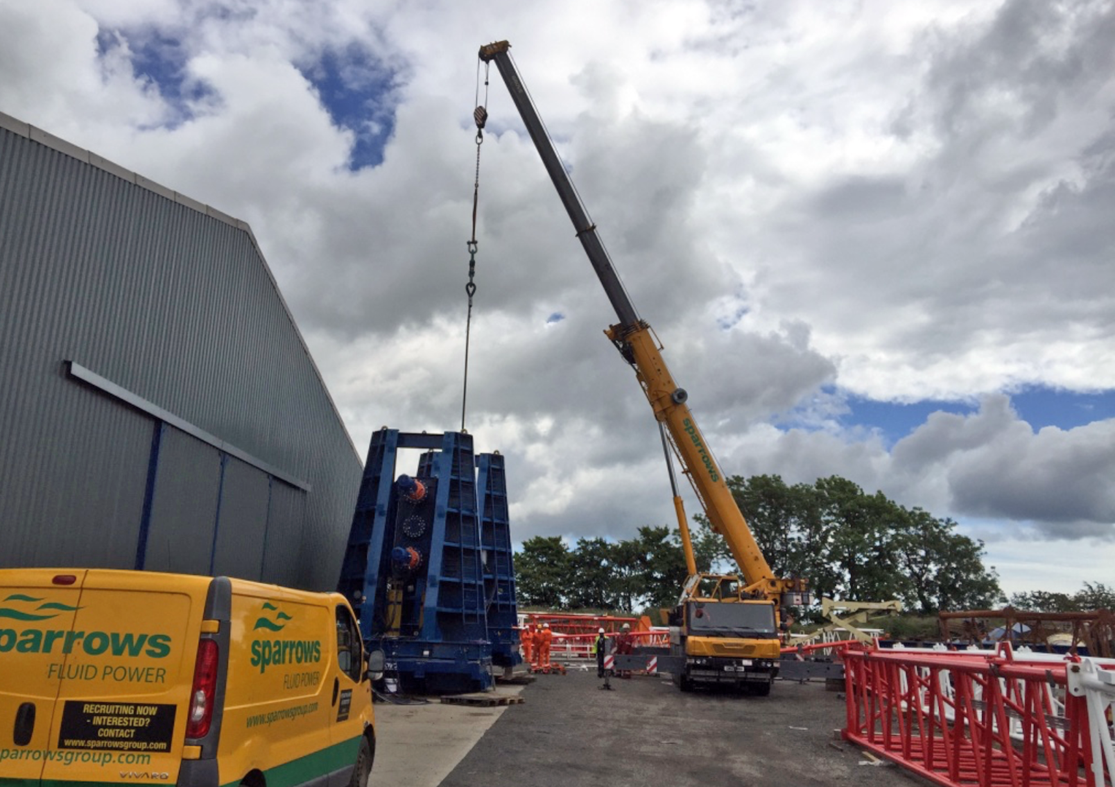 Innovo relocates state-of-the-art back-deck lay equipment to Aberdeen, UK