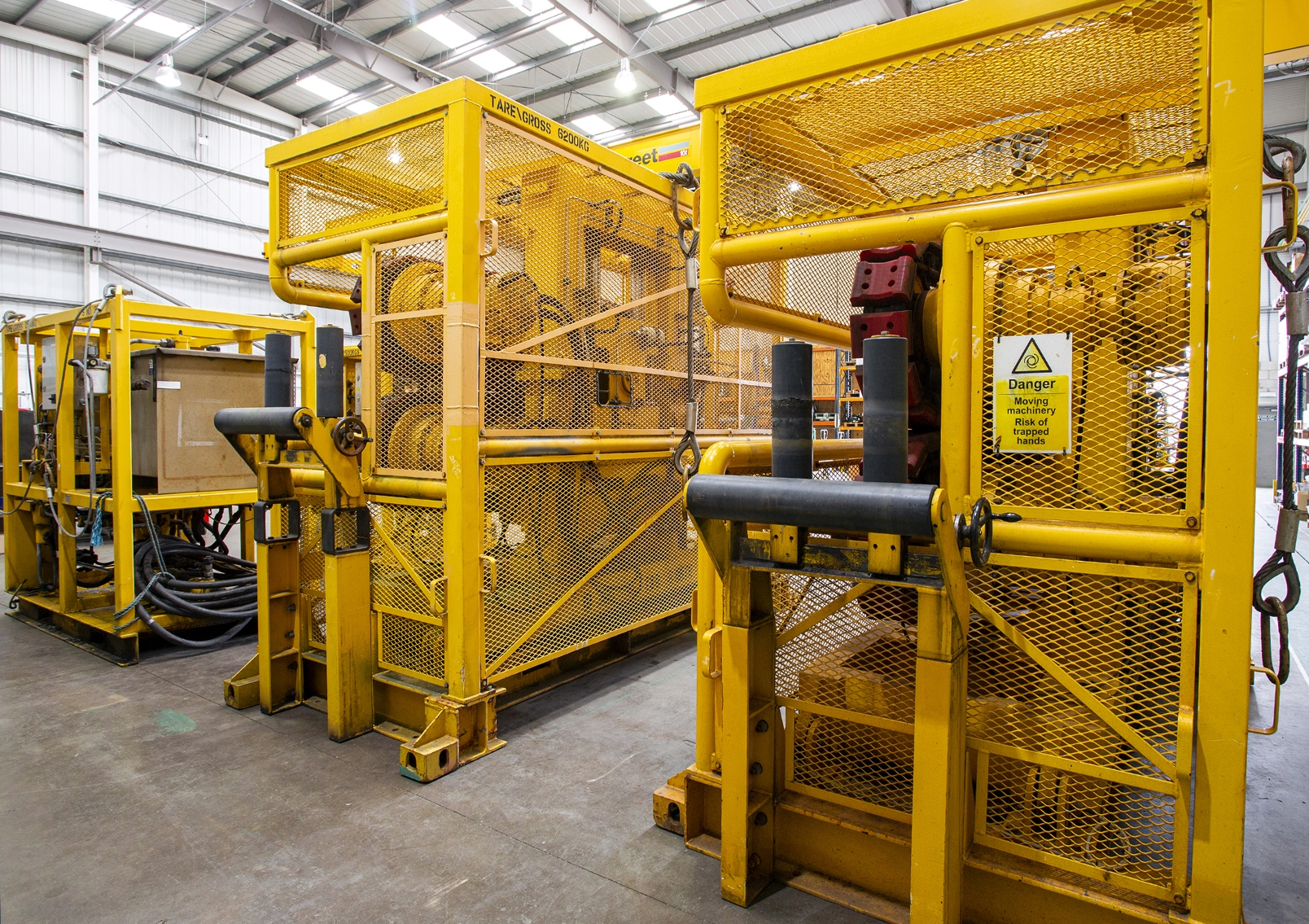 New transpooling equipment for installation, recovery and decommissioning projects