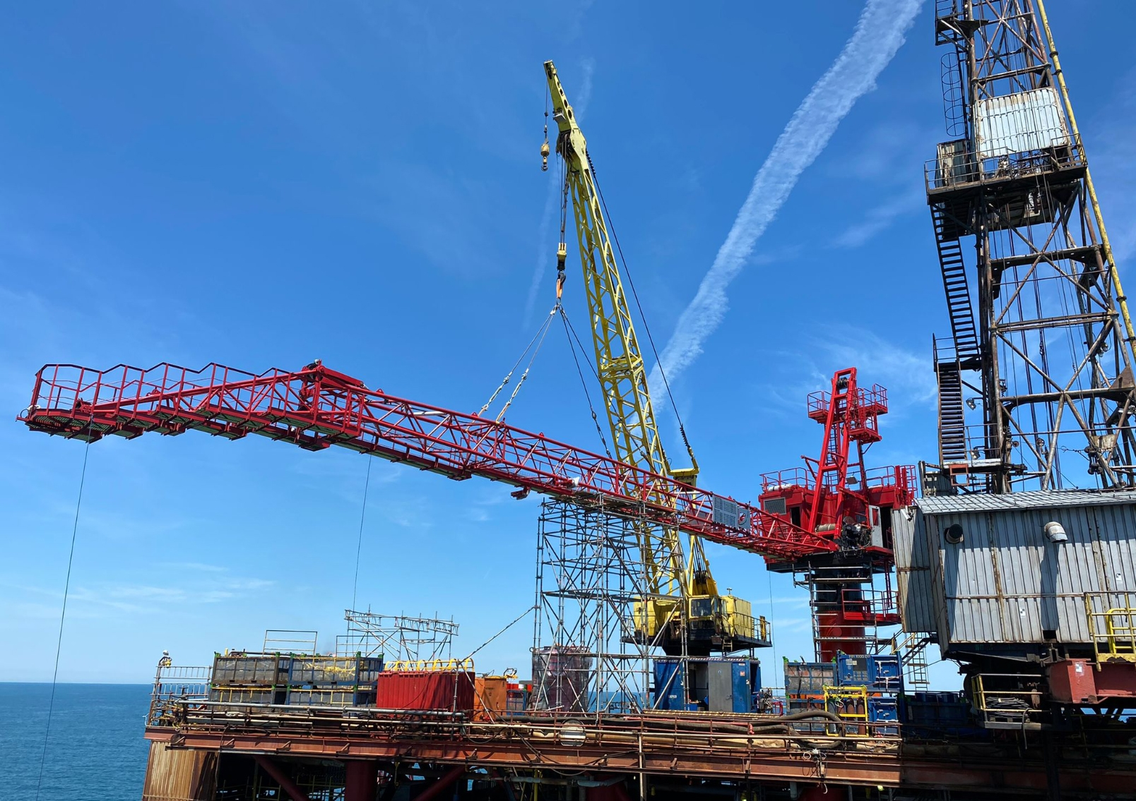Three years LTI-Free on a complex engineering and construction project offshore is no accident