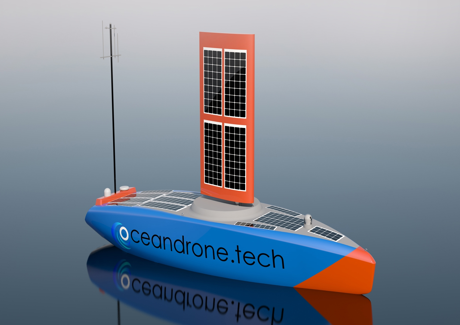 Introducing Oceandrone, the eco-robotic sailing craft that reduces operational costs