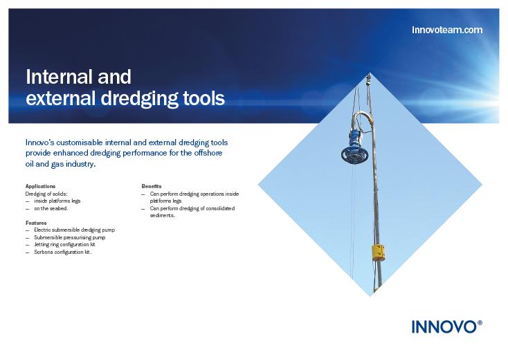 Internal and External Dredging Tools