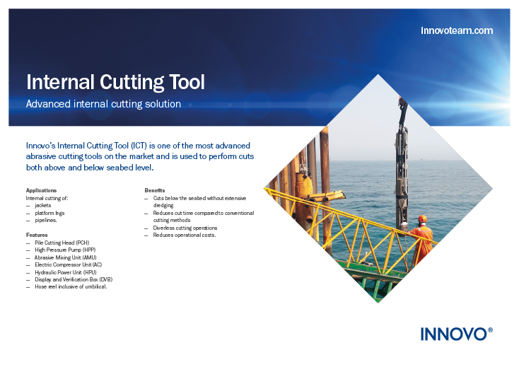 Internal Cutting Tool