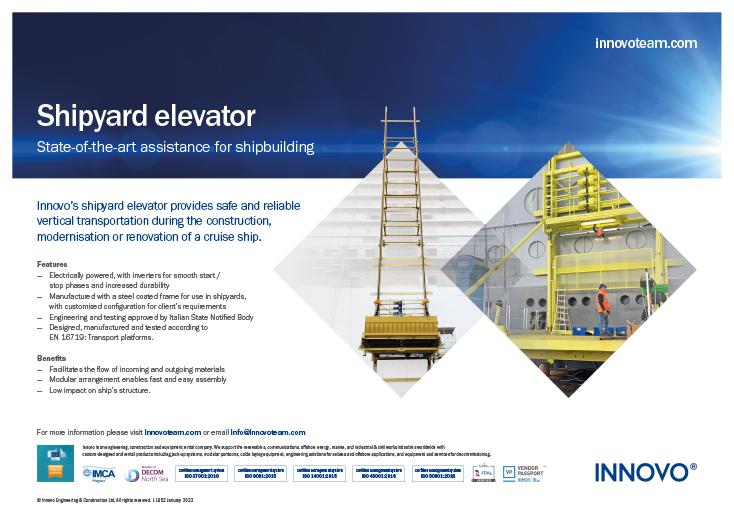 Shipyard Elevator
