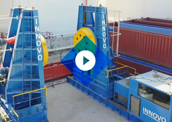 Innodrive RDS 700mT Installation